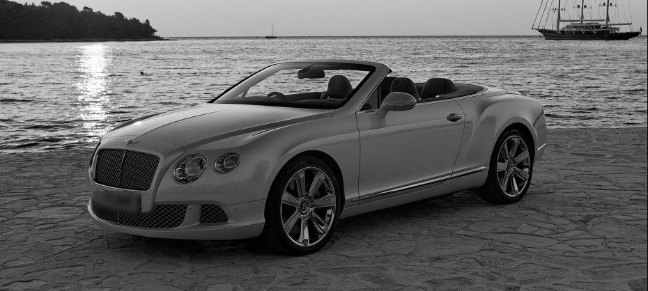 Carrentals Bentley on Cannes